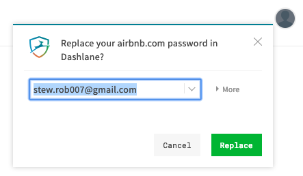 How to use Dashlane to generate or change a password – Dashlane