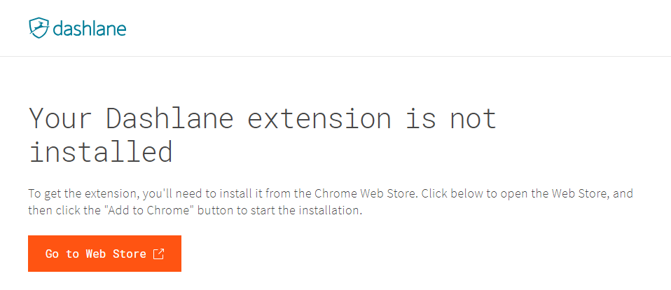 How to check your Dashlane extension in Chrome – Dashlane