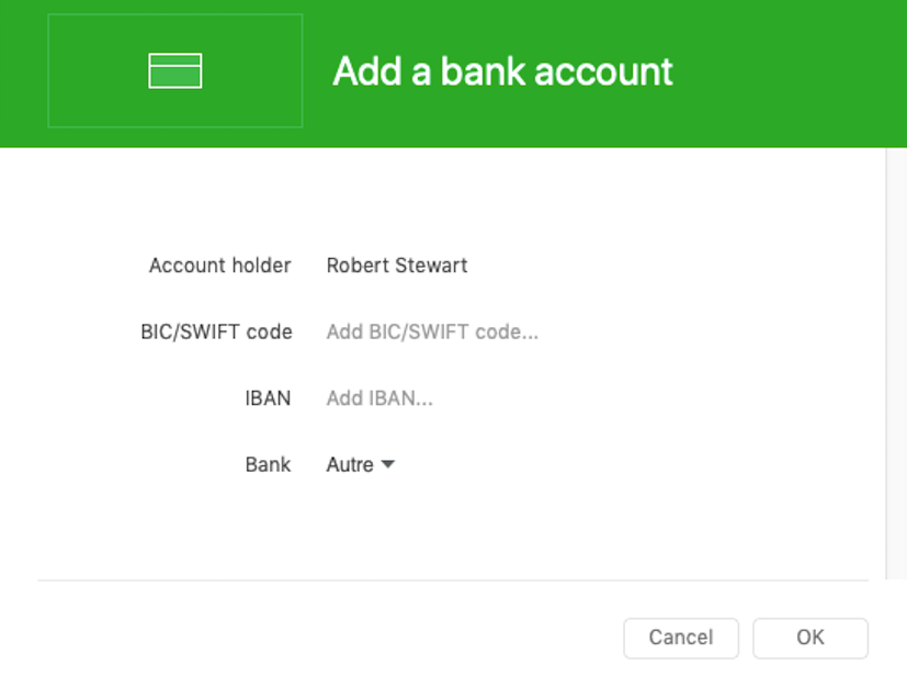 How to add and manage payment types in Dashlane – Dashlane